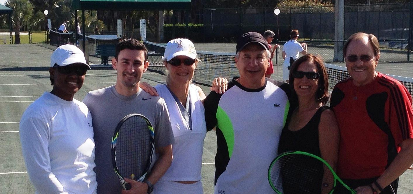 Mixed Doubles League